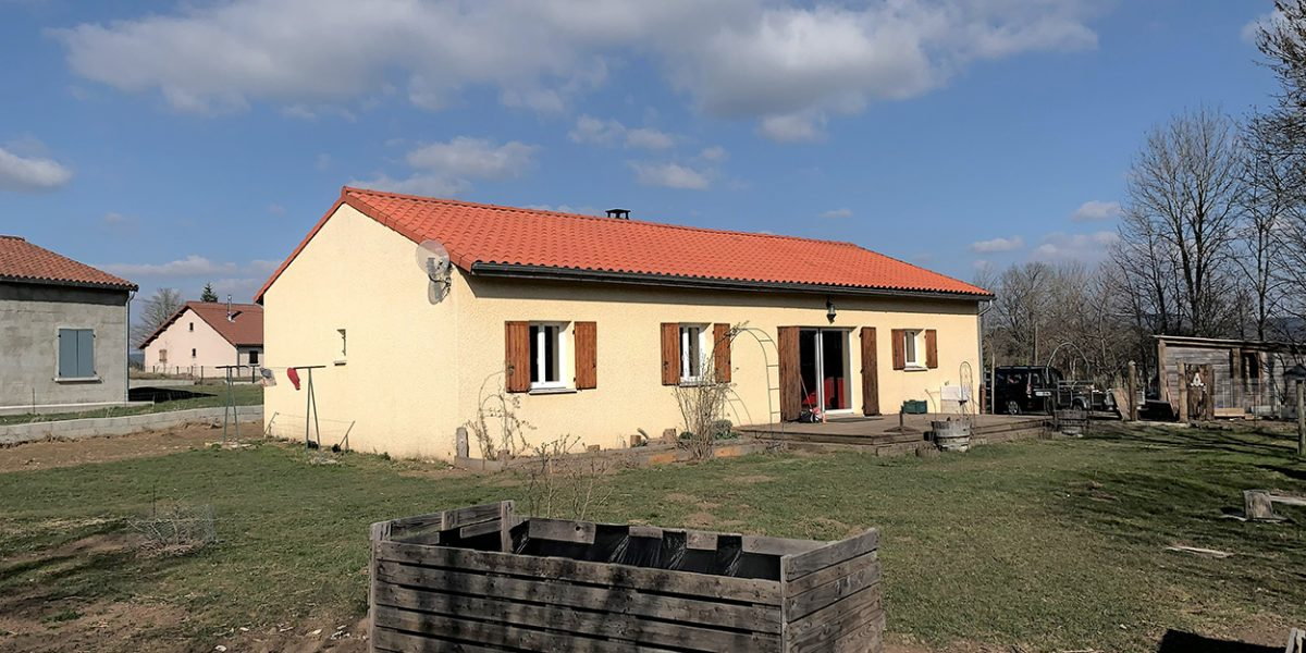 A Acheter – Maison plain-pied – Lachapelle Graillouse